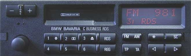 Магнитола bavaria c business rds